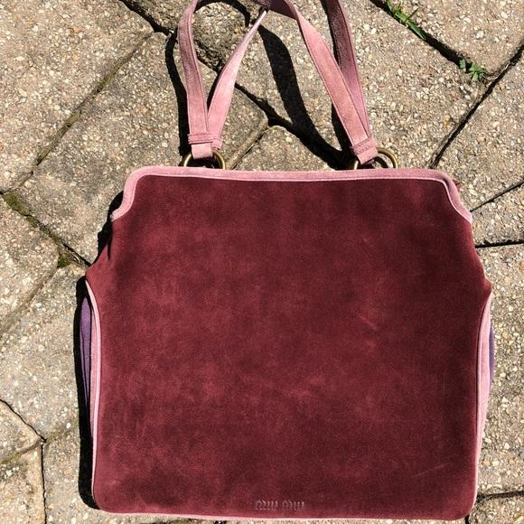 Miu Miu Bags   Handbag Made In Italy   Poshmark d9a6bbabf1